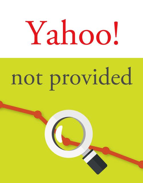 Yahooの検索キーワード「not provided」が急増