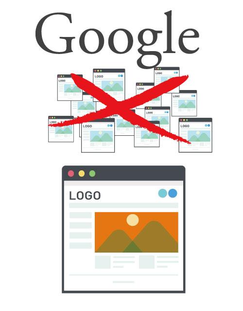 Google「低品質なサイトへの対策」を実行